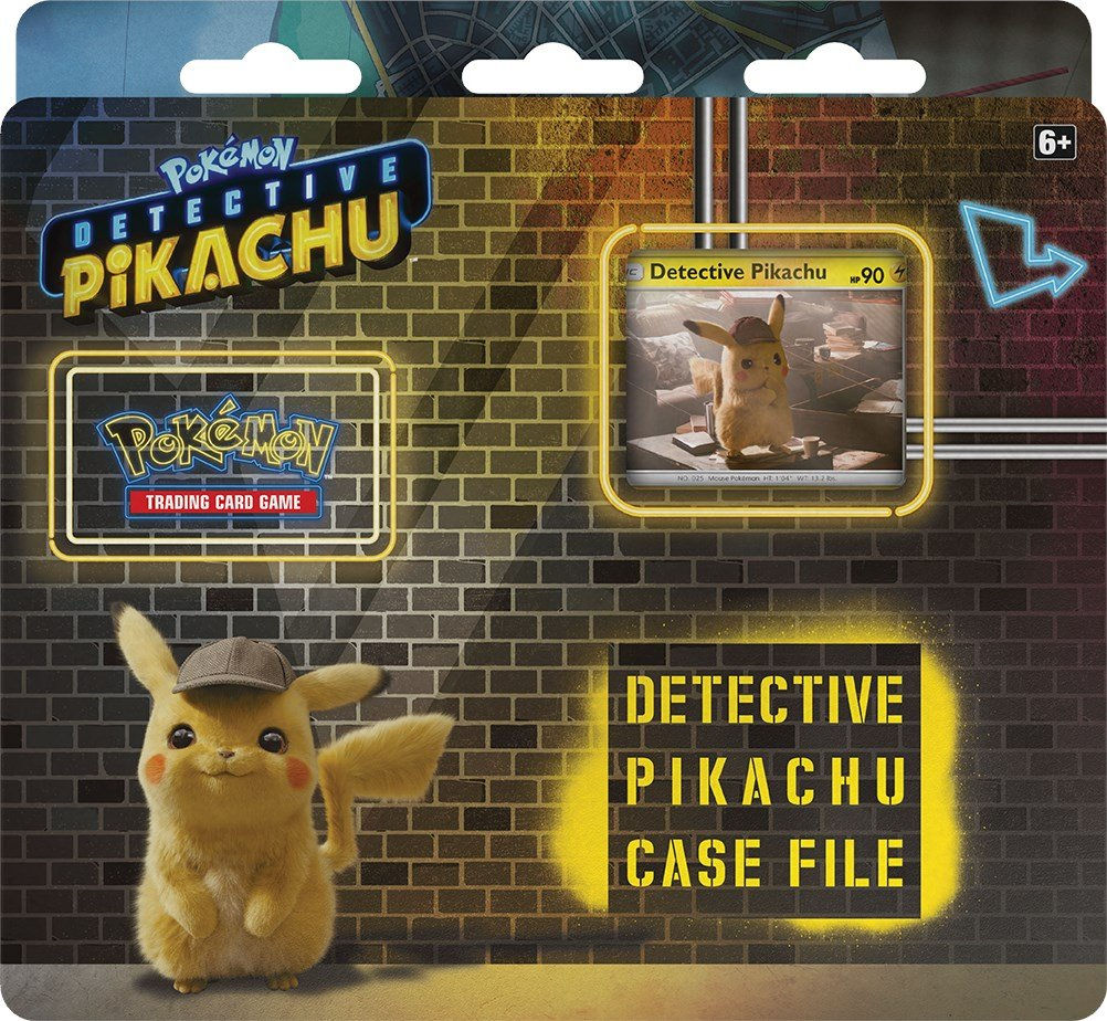 Pokemon Detective Pikachu Tcg Revealed Otakuguru Pokemon Anime