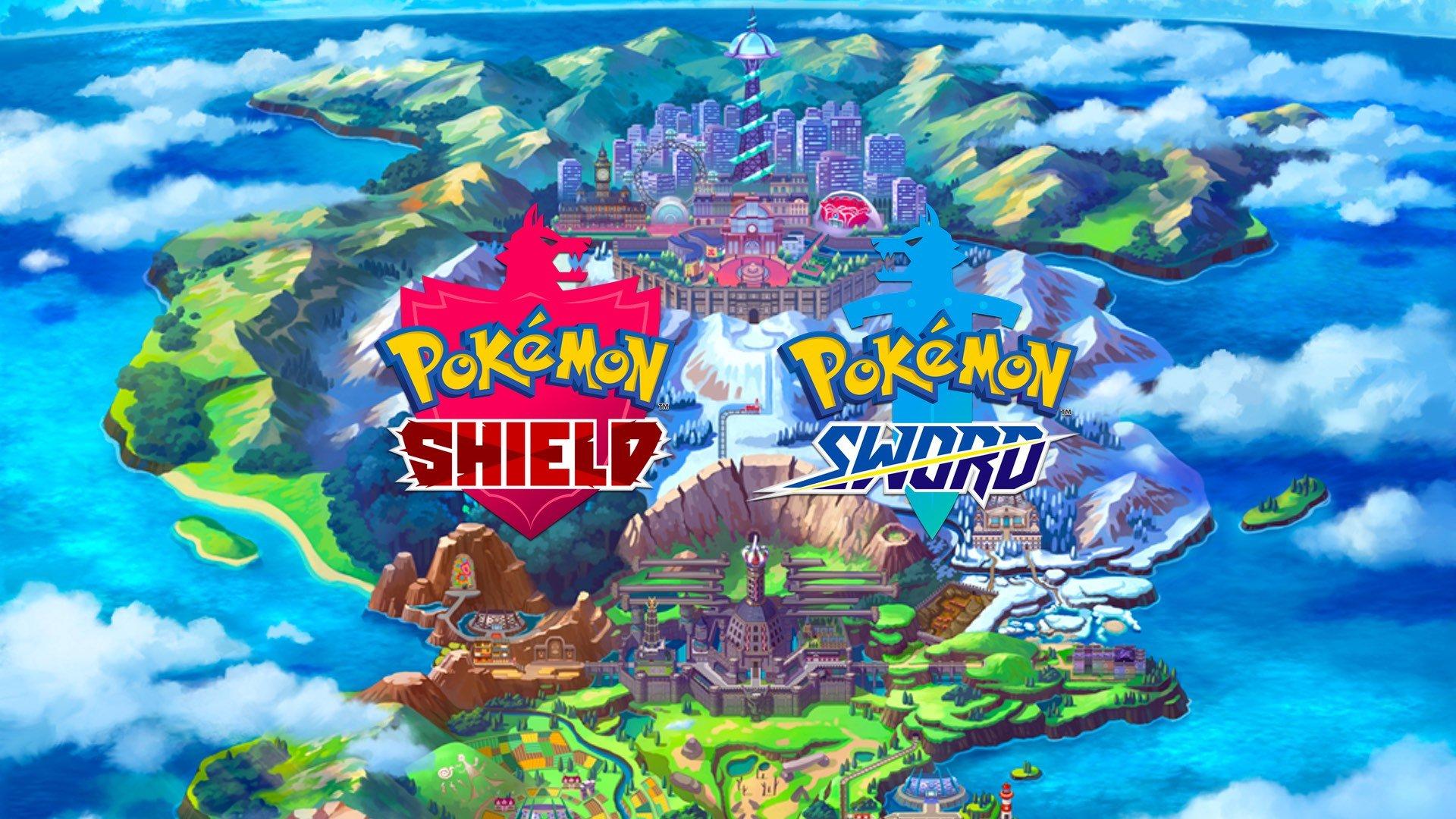 Pokemon Sword And Pokemon Shield Otakuguru Pokemon Anime And