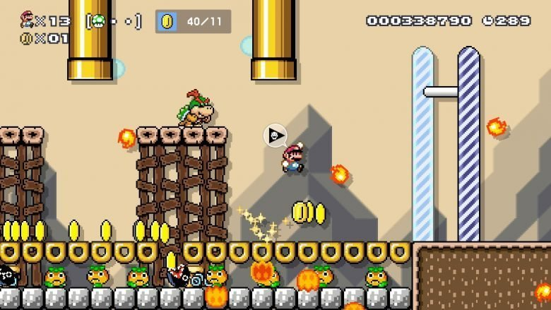 What we learned about New Super Mario Maker 2 from the last