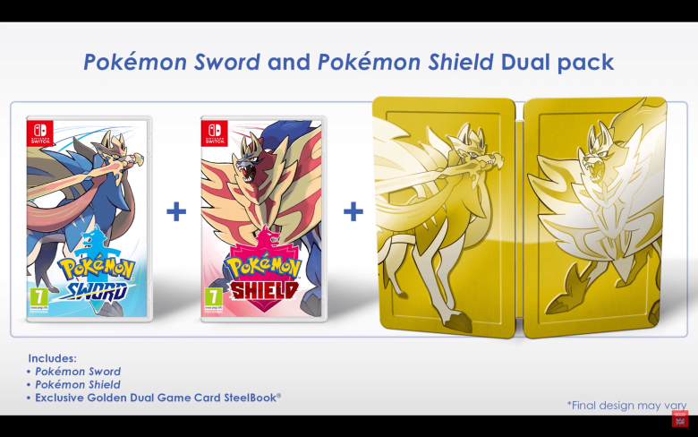 Pokemon Sword And Pokemon Shield Gets Release This November And